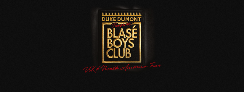 UK & NORTH AMERICA TOUR TICKETS ON SALE | Duke Dumont