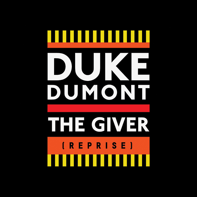 The Giver (Reprise) is out now! | Duke Dumont