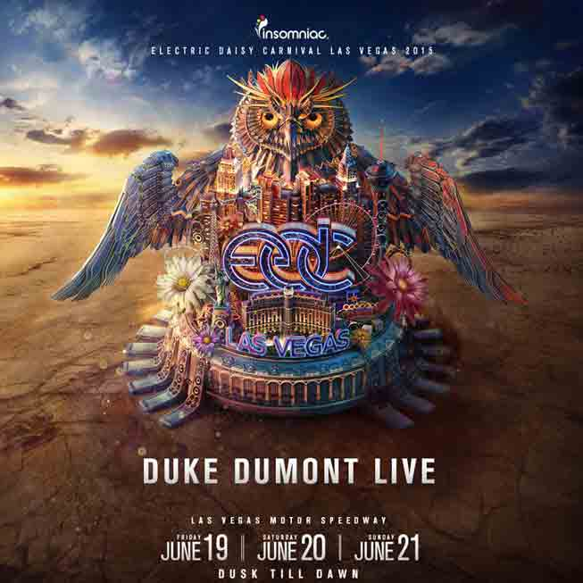 EDC Las Vegas Live