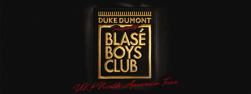 UK & North America Tour Announced. Sign up for on-sale tickets. | Duke Dumont